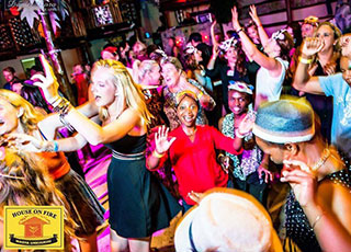 Book a party band