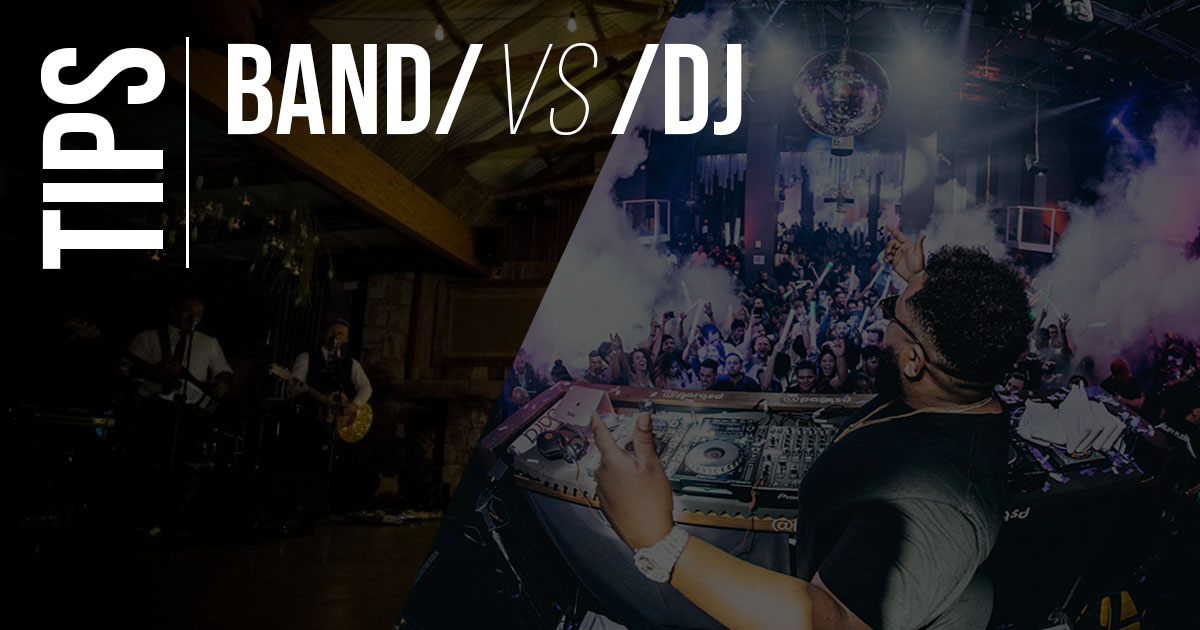 band vs dj featured image